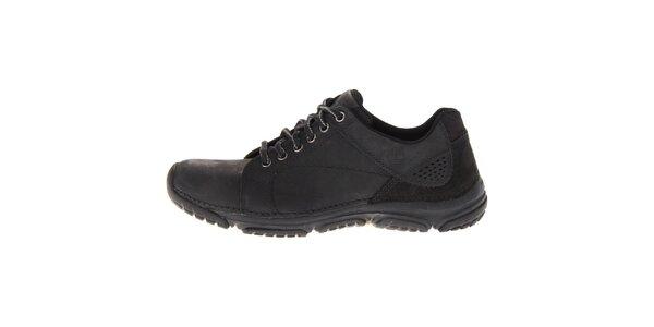 Pánske čierne topánky Timberland