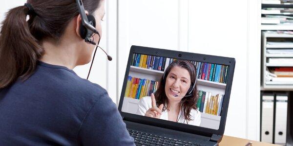 Kurzy angličtiny v Košiciach alebo cez Skype