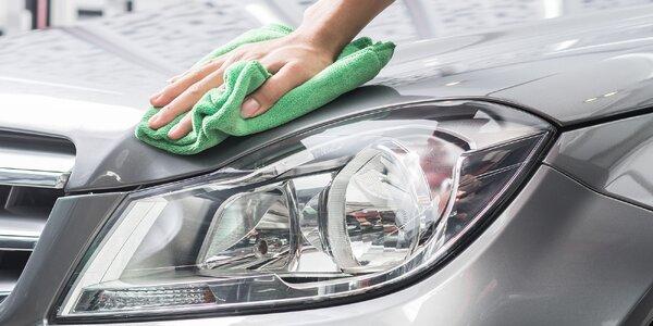 Balík kompletného čistenia vášho vozidla