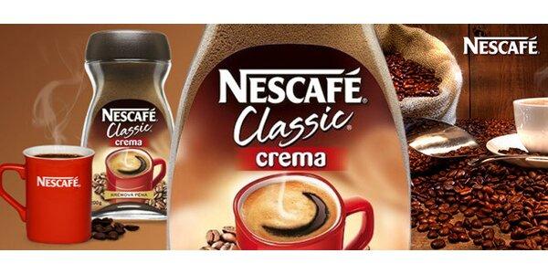 3 balenia Nescafé Crema 200g