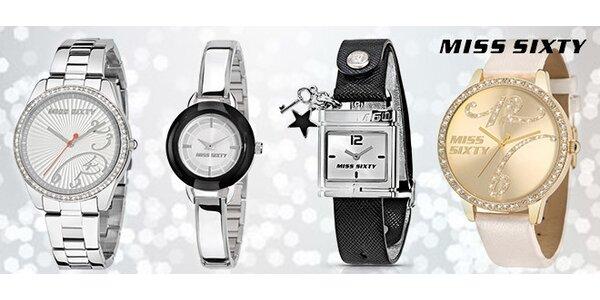 Štýlové hodinky Miss Sixty
