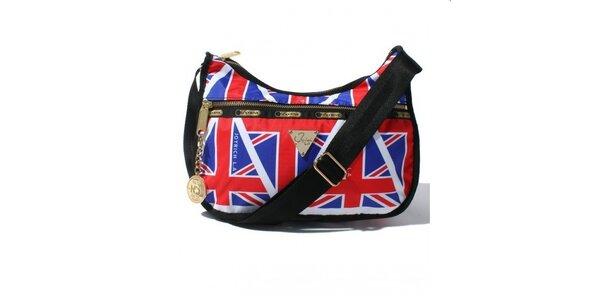 Mestská taška s motívom anglickej vlajky