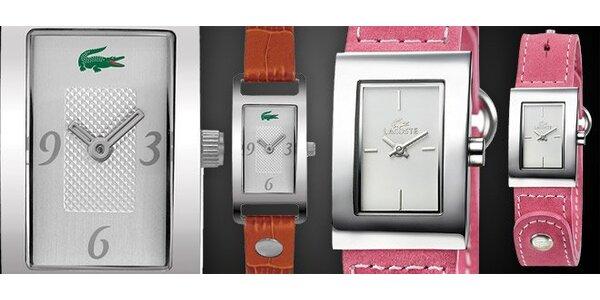 Značkové dámske hodinky Lacoste so zľavou 50 %