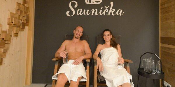 Relax v najkvalitnejšej cédrovej saune na Slovensku