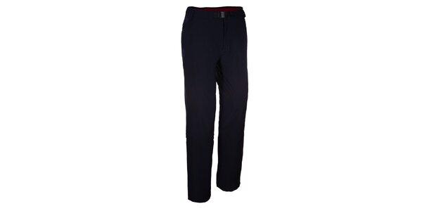 Pánske čierne funkčné nohavice Envy