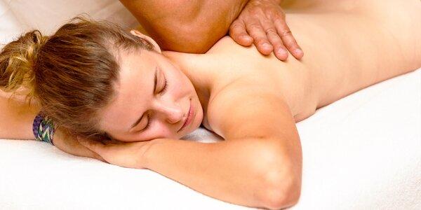 Klasická alebo relaxačná masáž so skúseným masérom