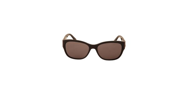 Dámske čierne slnečné okuliare Calvin Klein