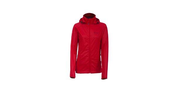Dámska červená softshellová bunda Envy