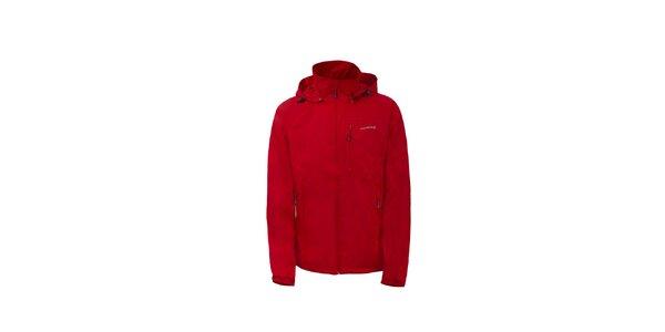 Pánska červená softshellová bunda Envy
