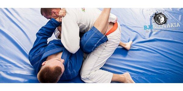 Ranné kruhové tréningy, tréningy Brazílskeho jiu-jitsu a letný BJJ kemp