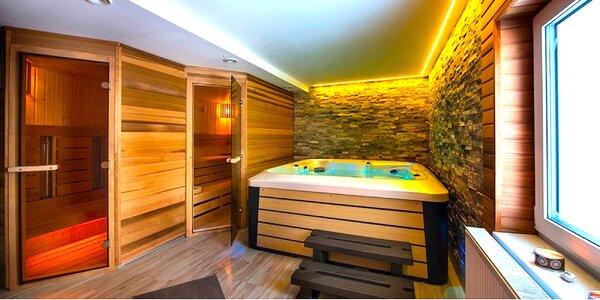 Luxusná Villa s privátnym wellness v Nízkych Tatrách