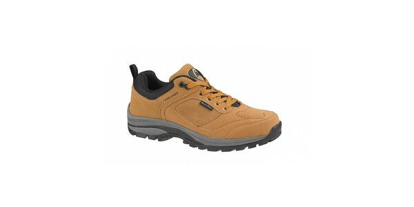 Hnedo-oranžová nízka trekingová obuv Head