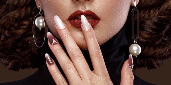 Krásne nechty v luxusnom salóne NB ONE & ONLY