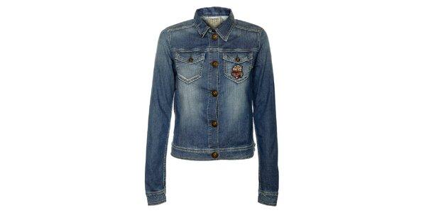 Dámska džínsová bunda ZU elements