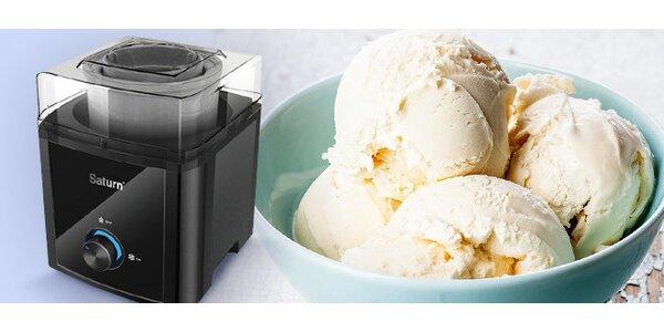 Stroj na výrobu výbornej zmrzliny