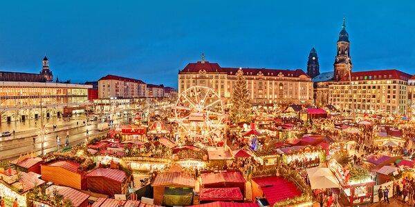 Advent v Nemecku: krásny Berlín, Lipsko aj Drážďany