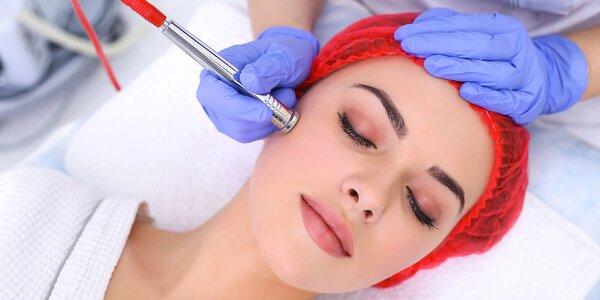 Rôzne ošetrenia tváre či profi líčenie v Golden Relax