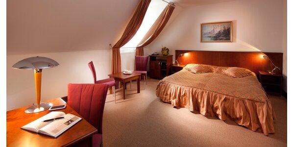 Romantický pobyt v Hoteli Concertino**** v Južných Čechách