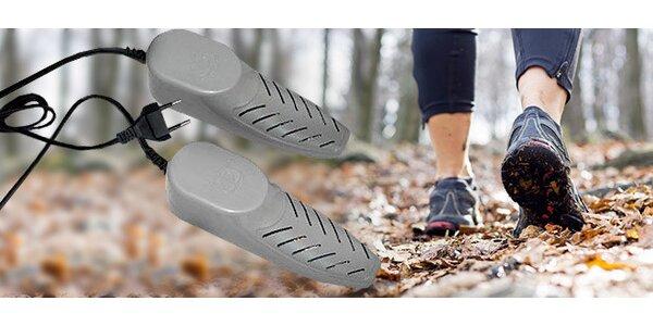 Elektronický sušič topánok alebo lyžiarok