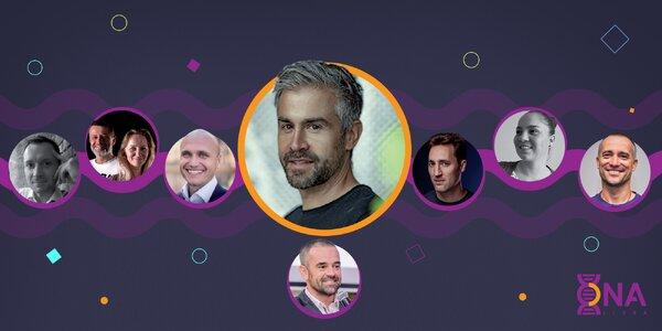 Vstupy na líderskú konferenciu DNA Lídra 2019