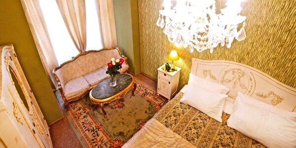 Tichý a komfortný hotel v centre Prahy: 3 dni s raňajkami