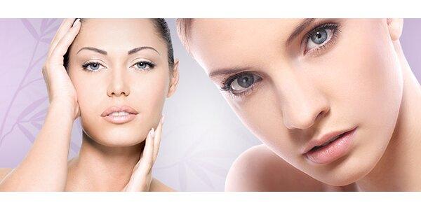 Kozmetické ošetrenie s prírodnou kozmetikou