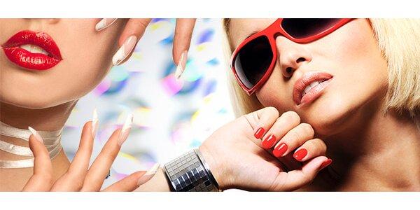 Gélové nechty alebo spevnenie nechtov biogélom