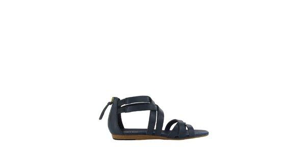 Dámske tmavo modré sandále Flip Flop