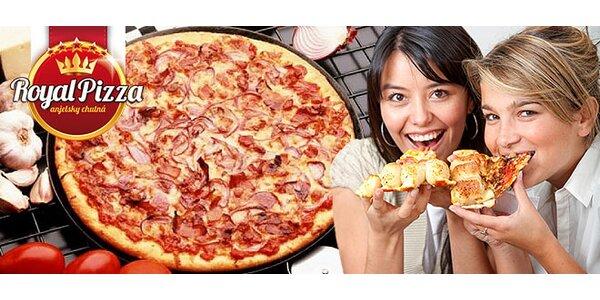 Donáška pizze