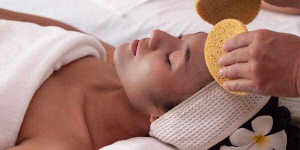 Luxusné ošetrenie pleti bio kozmetikou