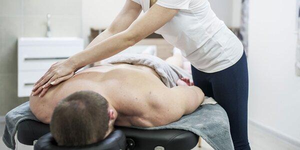 Športová, klasická, olejová a relaxačná masáž či permanentka