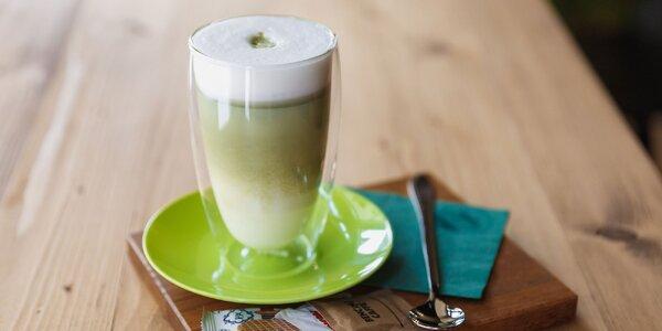 Netradičné latte, káva a lahodné miešané drinky