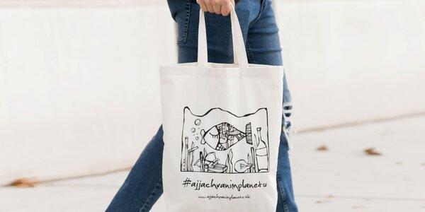 Bavlnené ekologické tašky