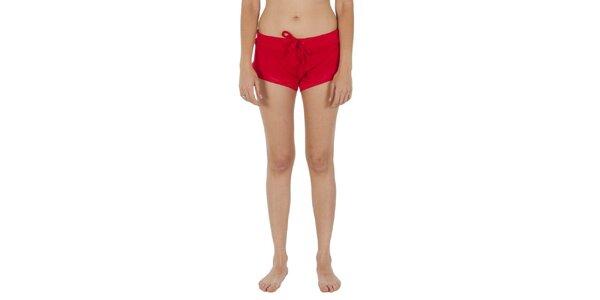 Dámske červené šortky Women'Secret