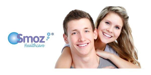 6,95 eur za žiarivo biely úsmev s pomocou pera na bielenie zubov so zľavou 50%!