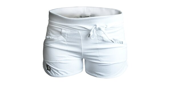 Dámske biele šortky ALEA
