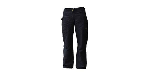 Dámske čierne športové nohavice ALEA