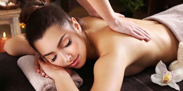 Relaxačná masáž alebo manuálna lymfodrenáž