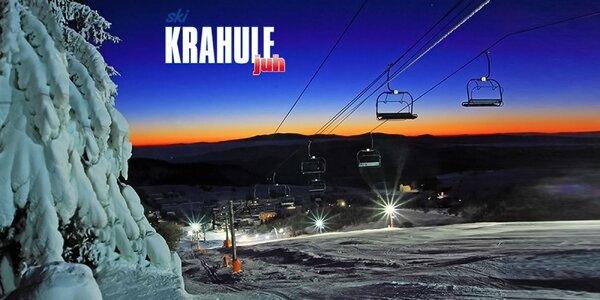 Skipasy do lyžiarskeho strediska SKI KRAHULE