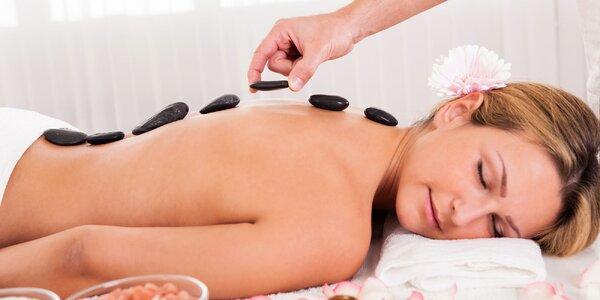 Harmónia tela vďaka masážam, zábalu a infrasaune