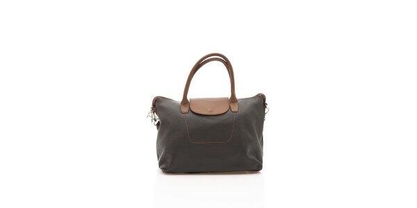 Elegantná dámská kabelka Shambala v čiernej farbe