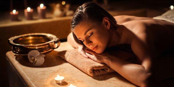 Dokonalý relax na ajurvédskych masážach