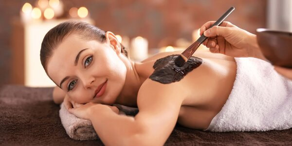 Klasická masáž chrbta či celého v salóne Janka