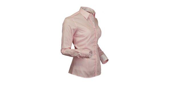 Moderná košeľa z dielne Puntto
