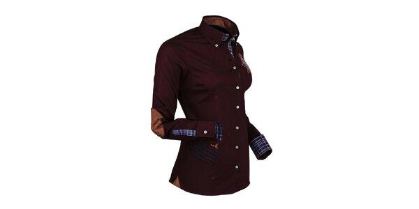 Luxusná košeľa Pontto