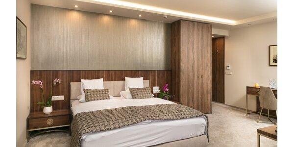 Wellness pobyt v Győri - 4* hotel, chutná strava a vstup do kúpeľov
