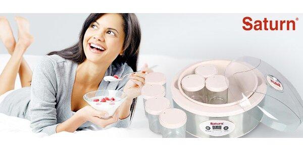Jogurtovač na výrobu jogurtov