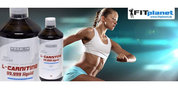 Tekutý L - karnitín 1000 ml