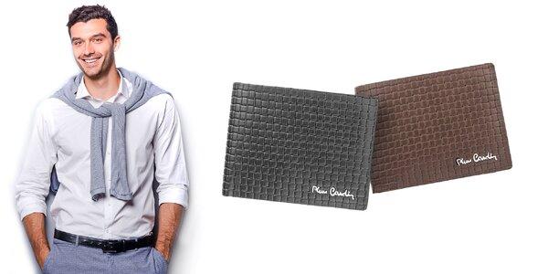 Elegantná pánska peňaženka Pierre Cardin