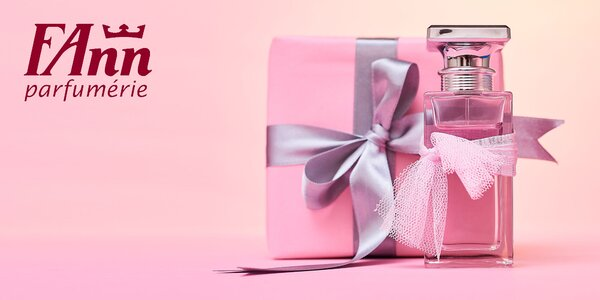 Darčekové poukazy do všetkých predajní FAnn parfumérie